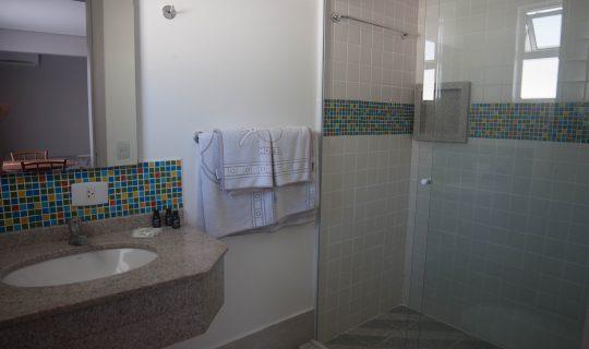 Apartamento Luxo Piscina Banheiro