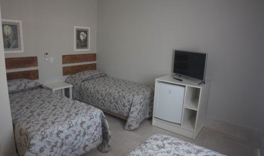 Apartamento Conjugado (Quarto Solteiro)